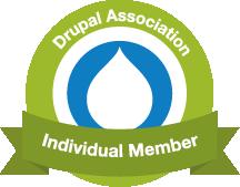Member of the Drupal Association