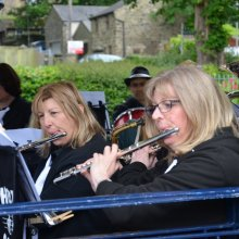 Ilkley Bandstand flute